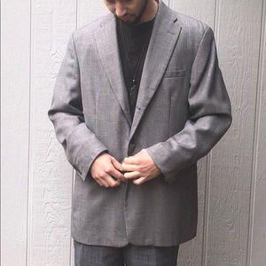 EUC Haggar Suit Blazer